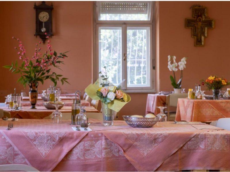 sala da pranzo - particolare